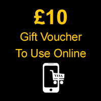 £10 Gift Voucher To Use Online
